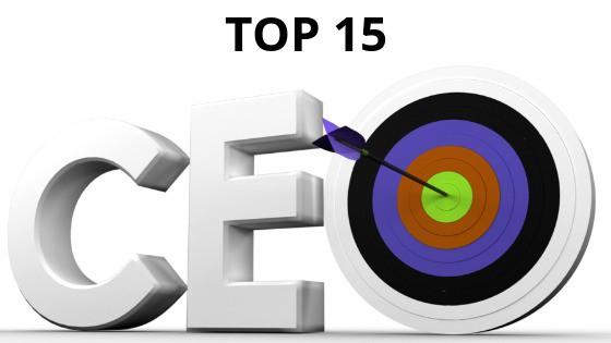 Top 15 CEO